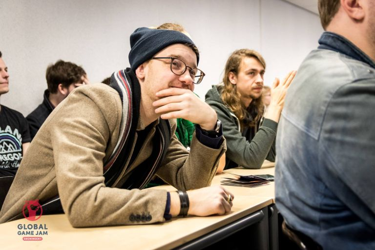Quick Game Development: Global Game Jam bij de DSH