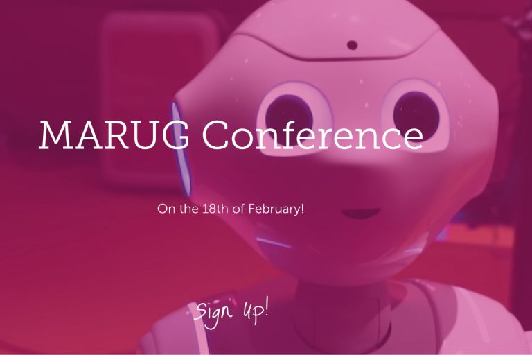 De MARUG Marketing Conference